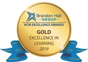 Brandon Hall Award 2019