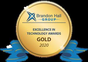Brandon hall award-2020