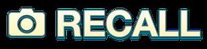 TGA recall game logo