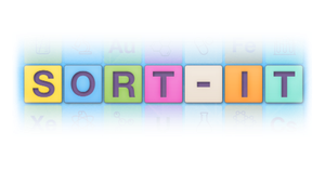 TGA Sort-it game logo