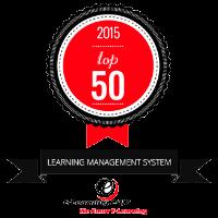 Top 50 LMS award