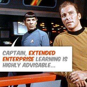 Extended enterprise learning