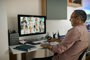 new-normal-Learning with the Remote Workforce