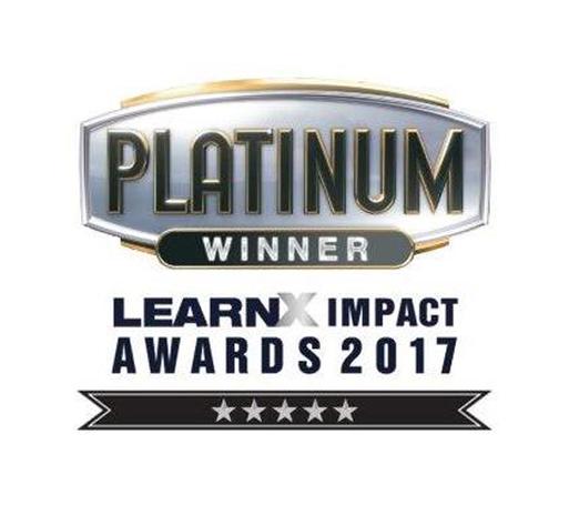 Spoke lms wins platinum