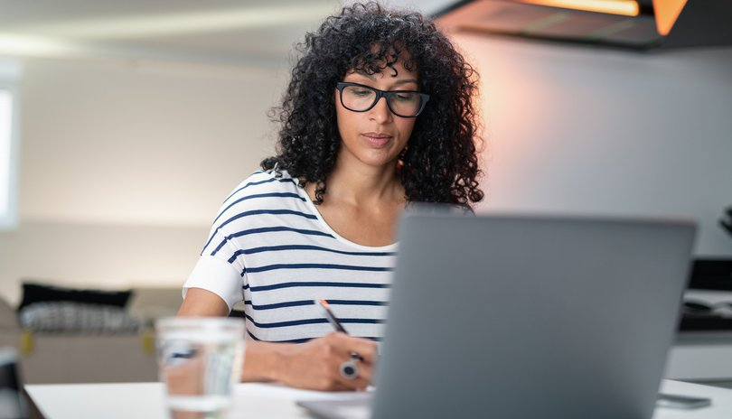 woman participating in a virtual training program.jpg